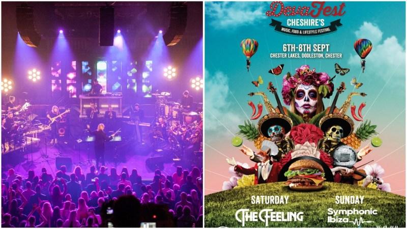 Deva Fest Chester Music Festival Banner