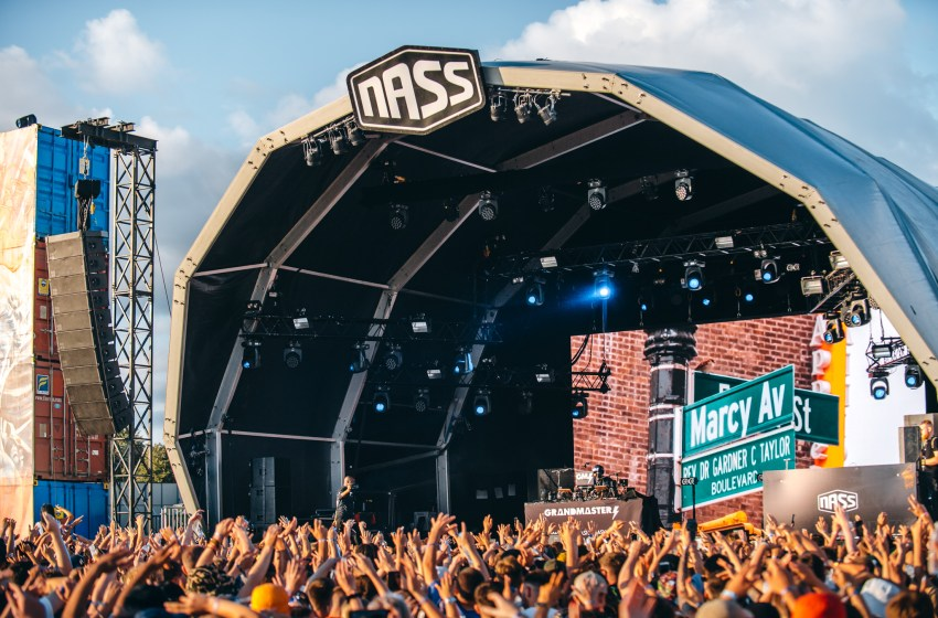 NASS 2019 Friday highlights with Giggs, Yxng Bane and Grandmaster Flash