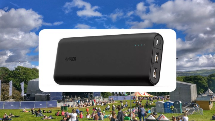 Anker PowerCore 20100 competition
