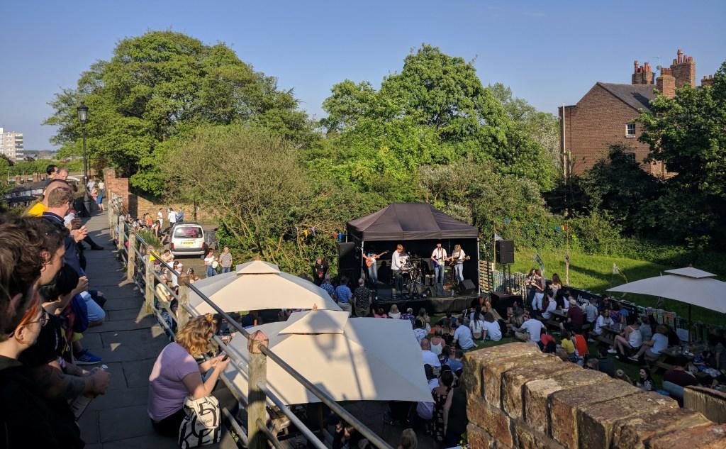 Alexander's Live Chester Legendbury Music Festival