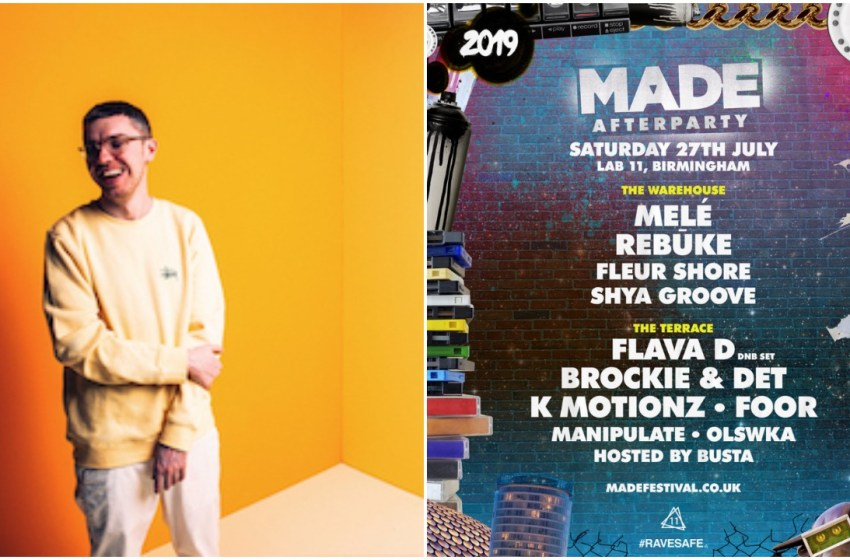 MADE Festival announces massive after party at Lab 11