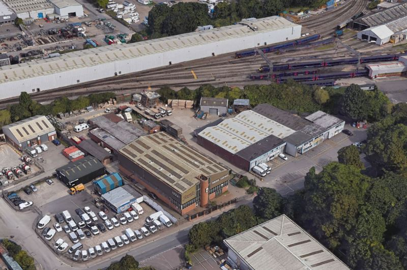 Boomtown Area 404 HQ Bristol
