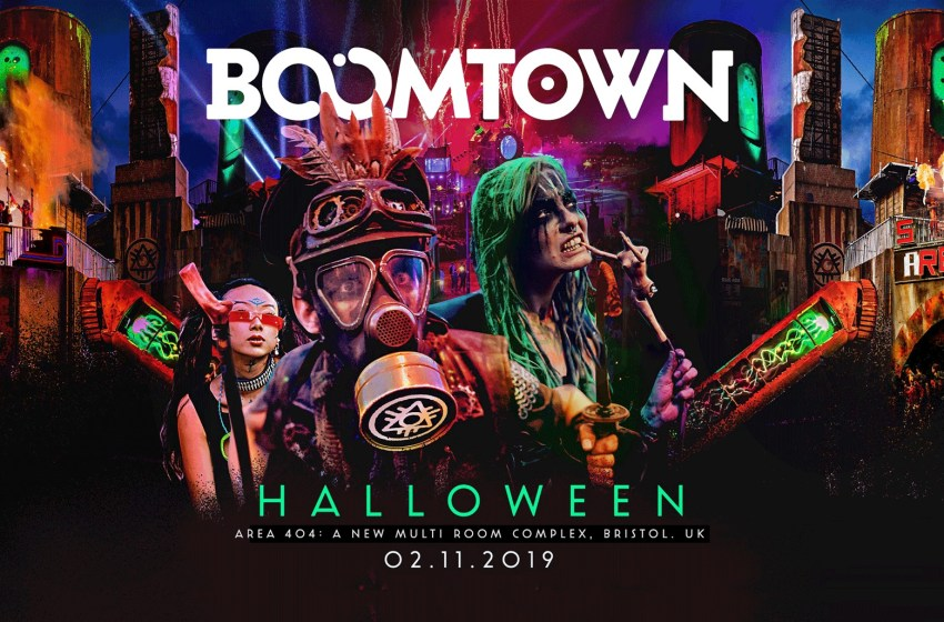 Boomtown Halloween: launch of new 3,500 capacity Bristol venue announced