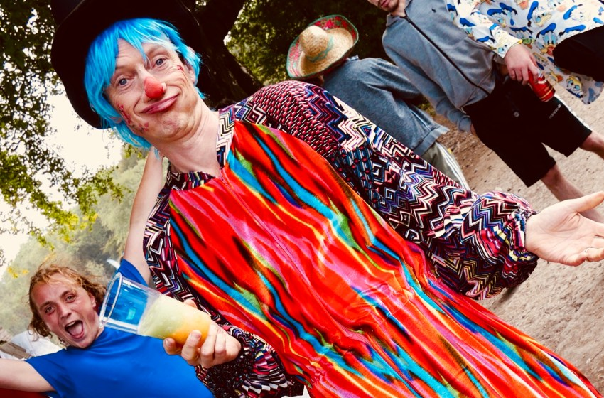 The best dressed citizens at Boomtown Fair 2019