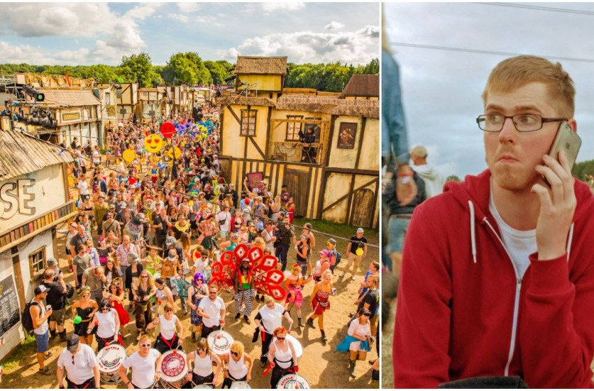 Which mobile networks will boost their signal at Boomtown Fair?