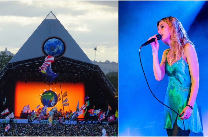 Glastonbury: Michael Eavis confirms Wolf Alice will be on the line-up in 2020