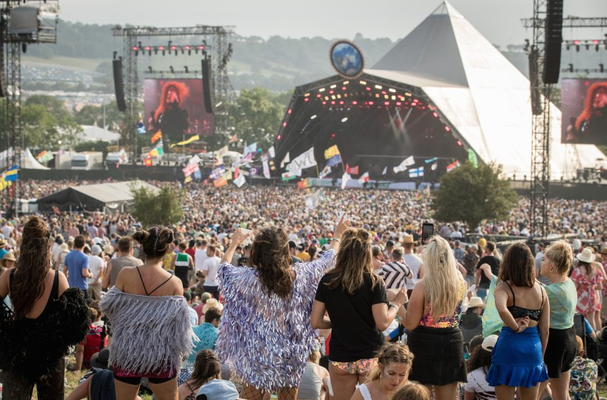Radio 1 will be giving away Glastonbury tickets on Monday morning
