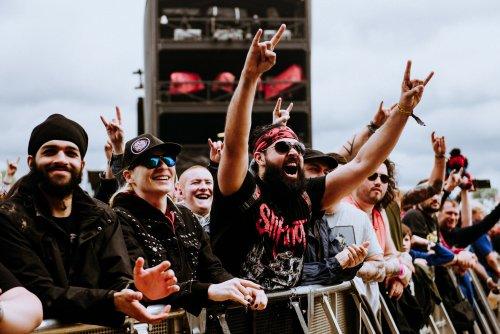 Download Festival Crowd