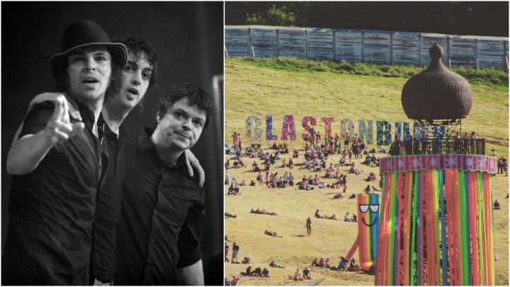 Supergrass Pilton Party Glastonbury