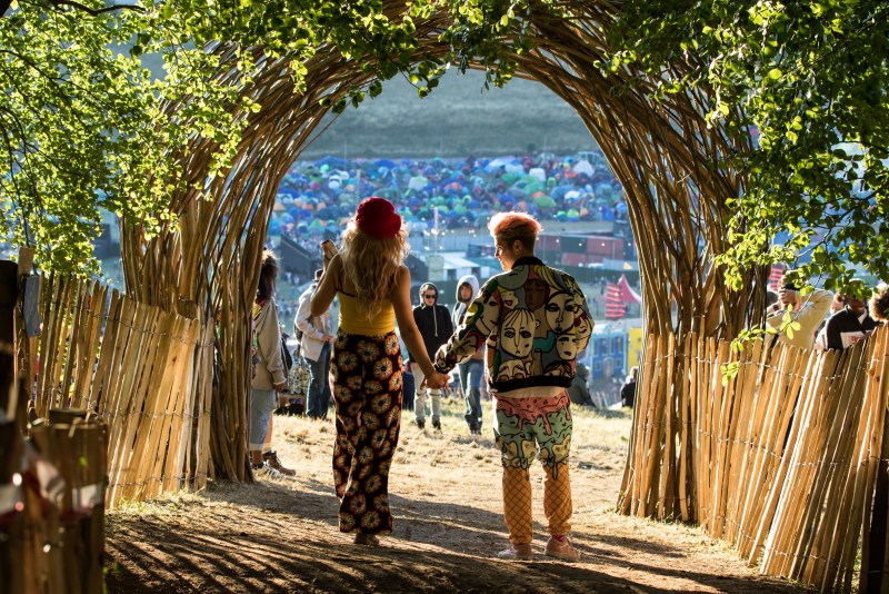 Boomtown Couple 2018