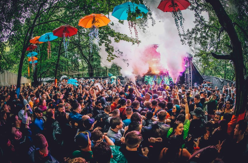 Phase one line-up announced for Wonderwood Festival 2020!