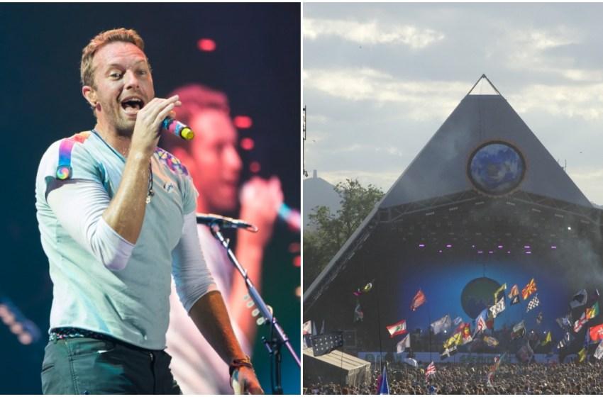 Coldplay won't be playing at Glastonbury next year