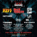 Download Festival 2020 line-up poster