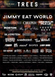 2000trees 2020 line-up poster
