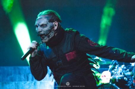 Slipknot Corey Taylor Knotfest