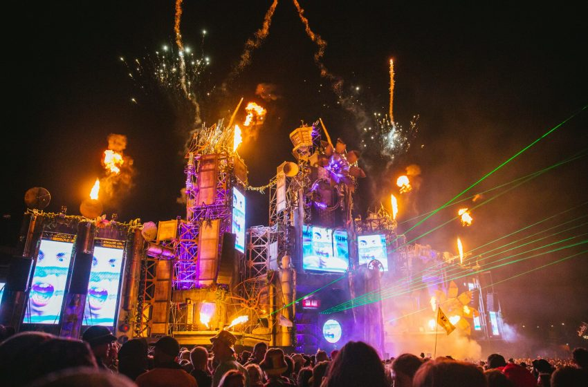 The Boomtown 2019 closing ceremony tracks by Mandidextrous are now on SoundCloud