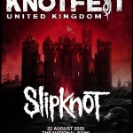 Knotfest UK 2020 line-up poster