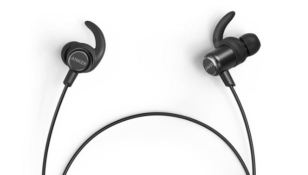 best headphones for festivals: Anker Soundbuds Slim