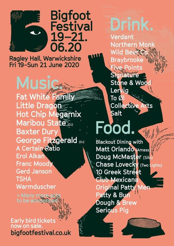Download Download Festival 2020 Lineup Poster Pics