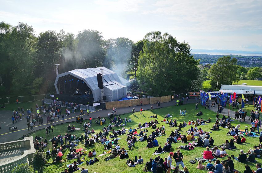 Rag'n'Bone Man & Rudimental will headline Lancaster's Highest Point 2020