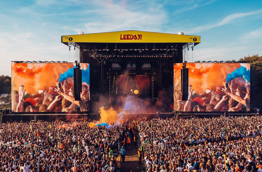 The Leeds & Reading 2020 line-up is out at 9am tomorrow