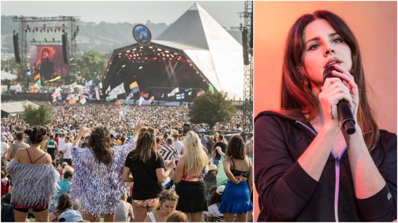 Glastonbury Lana Del Ray reveal