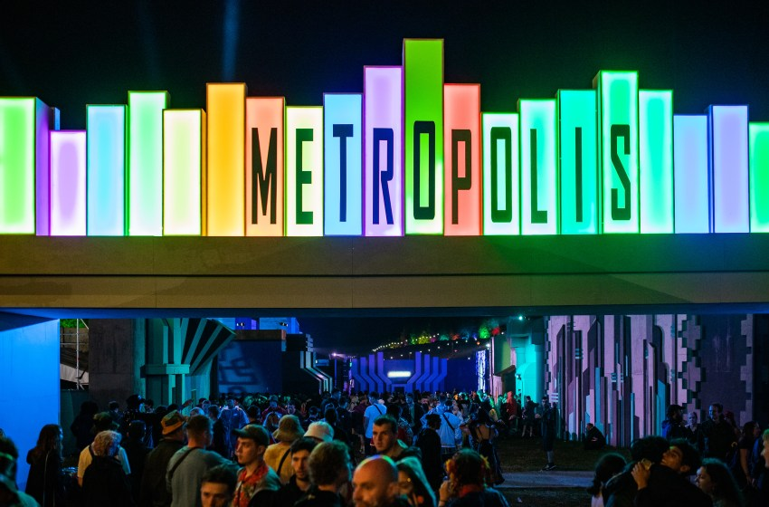 Boomtown announces electrifying house and disco line-up for Metropolis district