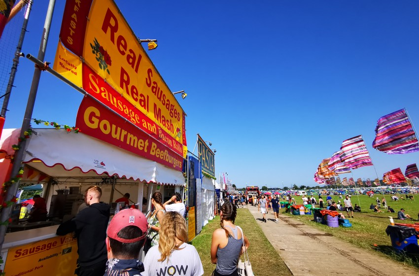 Updated: List of Glastonbury 2020 street food stalls and traders