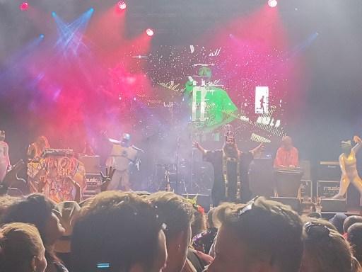 Henge on the Truth Stage at Glastonbury 2019