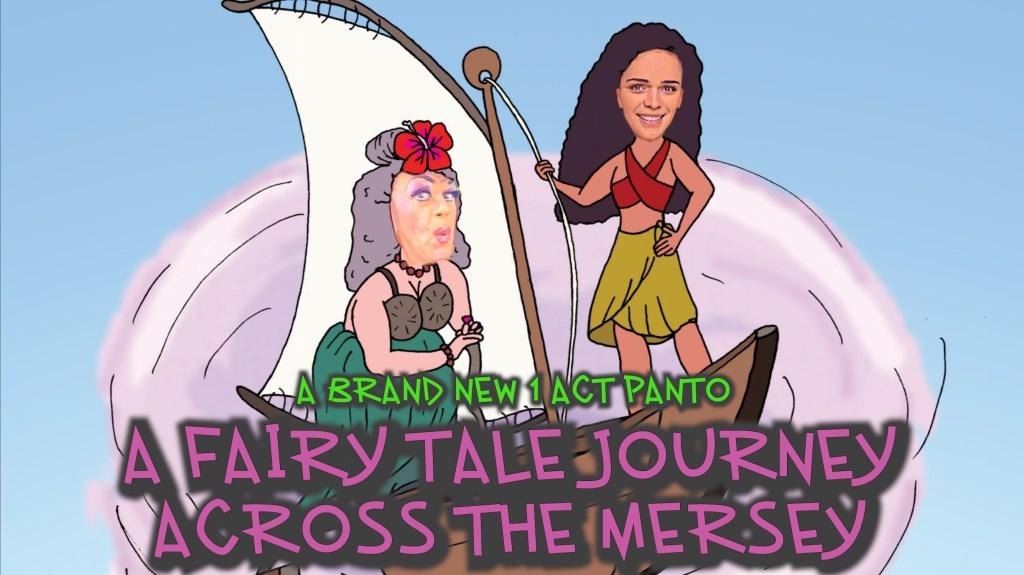 A Fairy Tale Journey Across The Mersey