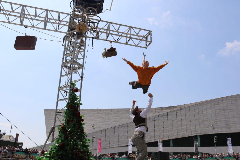 Arts by the Sea: Wild Aerial Theatre