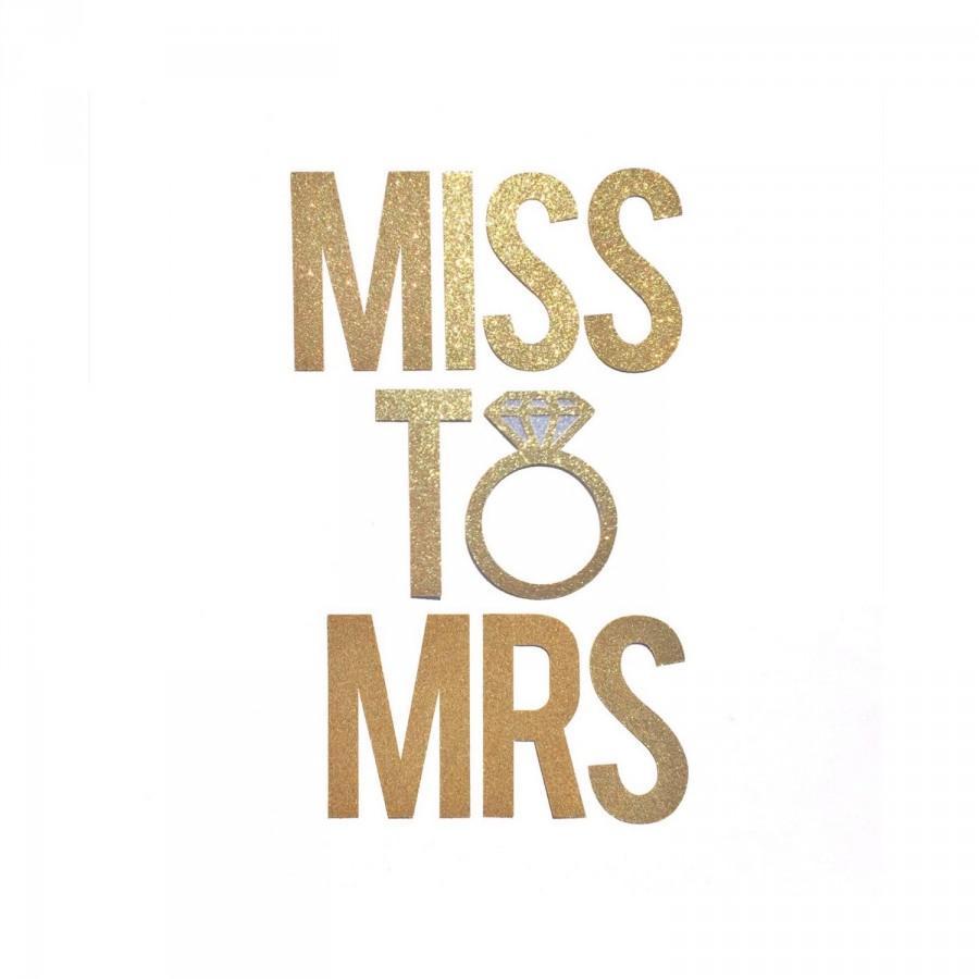 miss to mrs banner bridal shower banner decor bachelorette party decorations engagement party decor