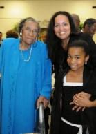 Amelia Boynton, Kayla, and I