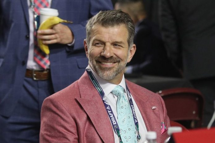 Bergevin is the Early Frontrunner for GM of the Year