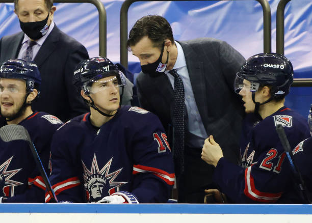 Rangers Outworked and Overmatched Points to Problems Behind the Bench