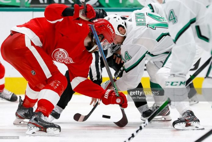 Injuries Derail Remaining Games for Detroit