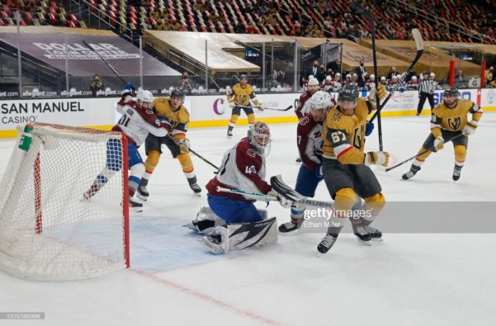 Power Surge Continues for the Vegas Golden Knights