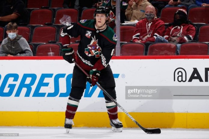 Jakob Chychrun Should be in the Norris Conversation