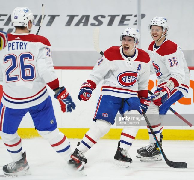 Habs Open Round 2 With a Bang