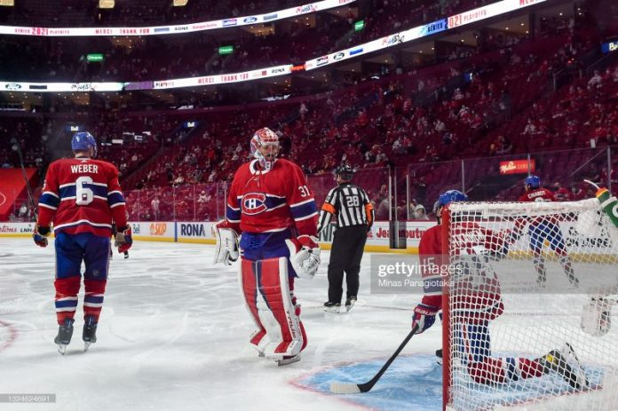 A Season Defined by Adversity Rages on for the Canadiens