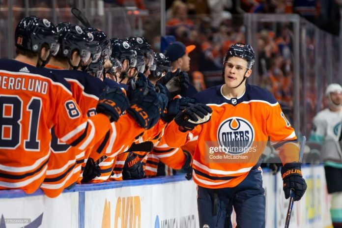 Breakout Candidates for the Edmonton Oilers to begin 2021-22