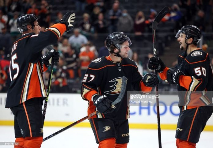 All Aboard The Hype Train: Mason McTavish Scores In NHL Debut