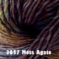 Moss Agate Geode