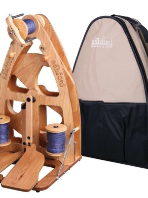 Joy 2 Double Treadle Spinning Wheel