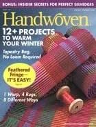 Handwoven Jan Feb 2008