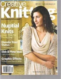 Creative Knitting May 2011