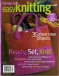 Family Circle Easy Knitting