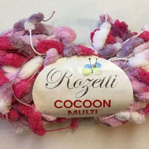Cocoon Multi pink-purple-white