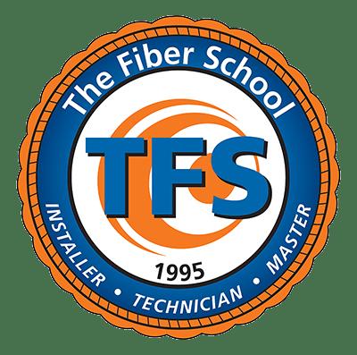 The Fiber School Logo
