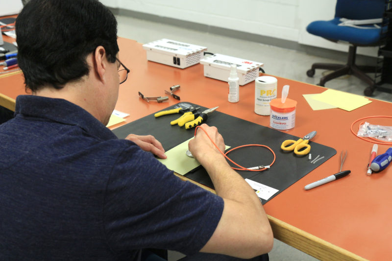 The Fiber School - Fiber Optic Training and Certification